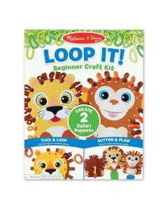 Loop It Safari Puppets