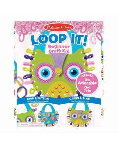 Loop It! Owl Tote