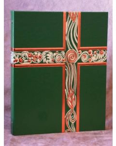 Ceremonial Binder Green/Copper