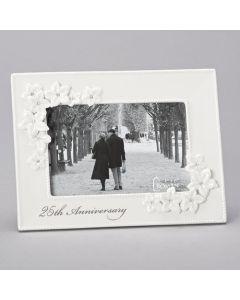 "8.5""H 25th Anniversary Frame"