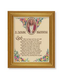 A House of Blessing Print