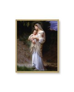 Divine Innocence Plaque