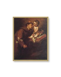 St Anthony Framed Picture