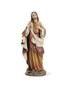 """10.25""""Sacred Heart Jesus Fig"""