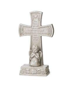 """10.75"""" Table Cross Memorial"""
