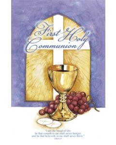 1st Communion Bulletin (100)