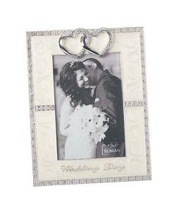 "8.25""H Wedding Day Frame - 4x6"