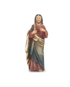 Sacred Heart Cold Cast Resin
