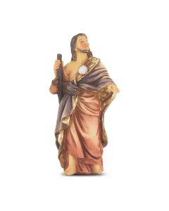 St James The Greater Resin Statue