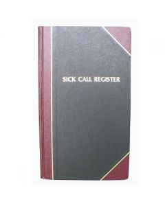 Sick Call Register