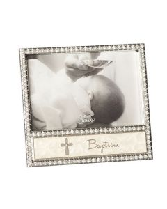 Baptism Cross Frame