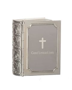"3.5""H Confirmation Bible Keep"