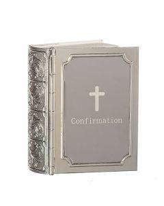 "3.5""H Confirmation Bible Keep"