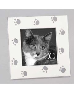 Cat Paw Print Frame