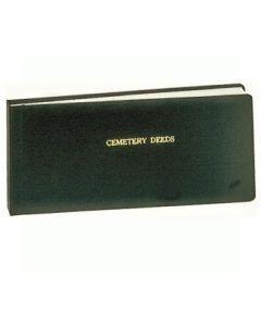 Cemetary Deed Book