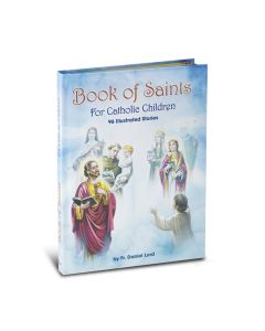 Book Of Sts For Catholic Ch