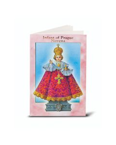 Infant Of Prague Novena Booklet