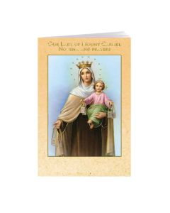Our Lady of Mount Carmel Novena Booklet