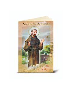 St Francis Novena Booklet