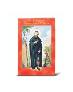 St Peregrine Novena And Prayer Booklet