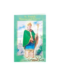 St Patrick Novena And Prayers Booklet