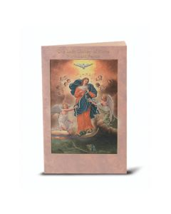 Our Lady Undoer Of Knots Novena Booklet