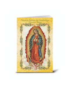 Our Lady Of Guadalupe Novena Booklet Spanish