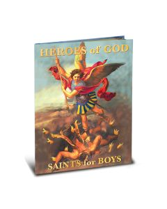 Heros Of God: Sts for Boys