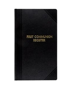 First Communion Register Ec