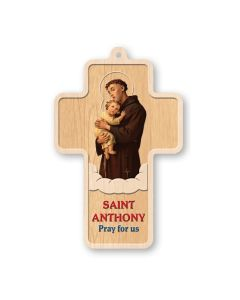 St Anthony Wooden Cross