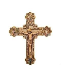 "12"" The Apostles Crucifix"