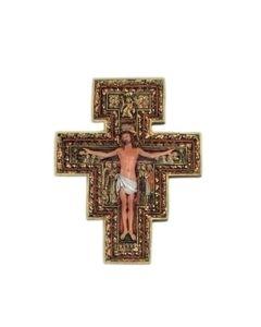 """6"""" San Damiano Cross"""