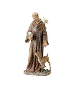 "36.5"" St Francis Figure"