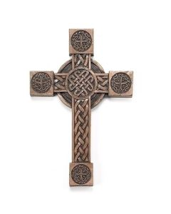 "8""H Celtic Collection Cross"