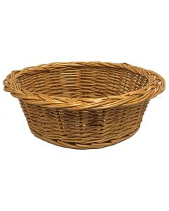"12"" dia collection basket Unlined"