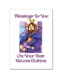 Blessings To You On Your... First Reconc