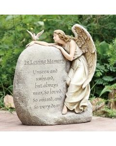 In Memory Garden Stone
