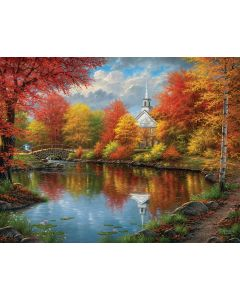 Autumn Tranquility Puzzle 300