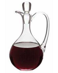 42 oz. Glass Flagon