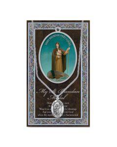 StBrendan Medal Picture Folde
