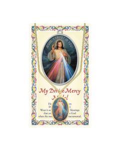 Divine Mery/Faustina Enameled