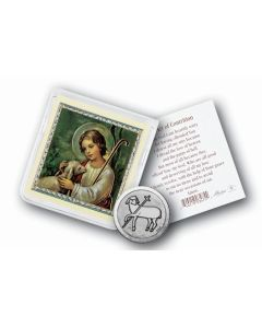 Penance Coin In Clear Folder W