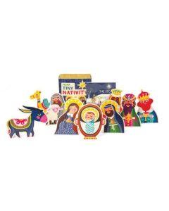 Teeny Tiny Nativity Set