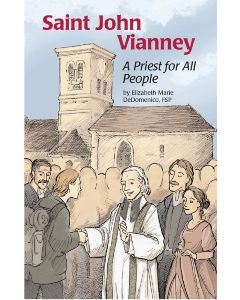 St John Vianney A Priest for All people