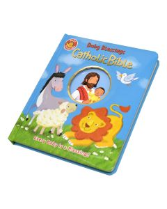 Baby Blessings Catholic Bible