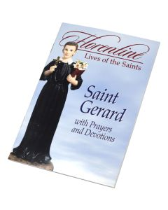 Saint Gerard With Prayers And