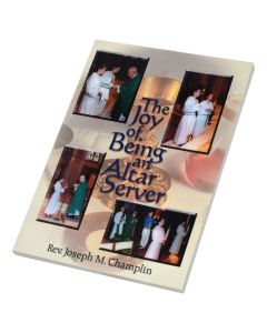 Joy Of Being An Altar Server