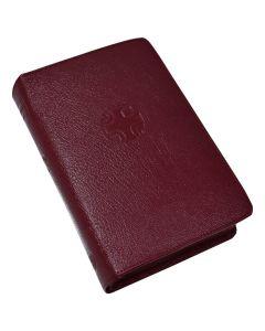 Large Christian Prayer Leather