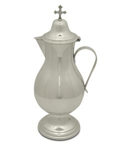 Trad. American Gold Lined Flagon