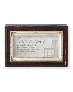 Save A Space Brown Ism Box
